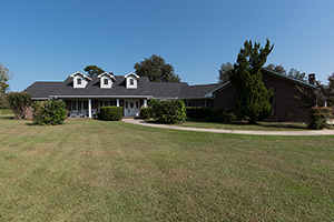 65 Acre Ranch with 4,000 Square Foot Custom Home!